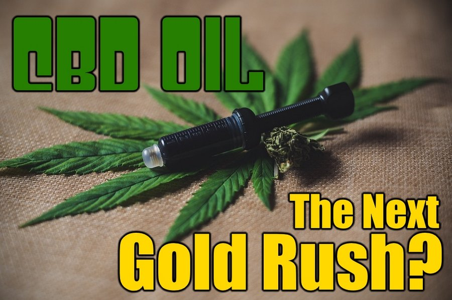 Make money selling CBD Oil offers.
