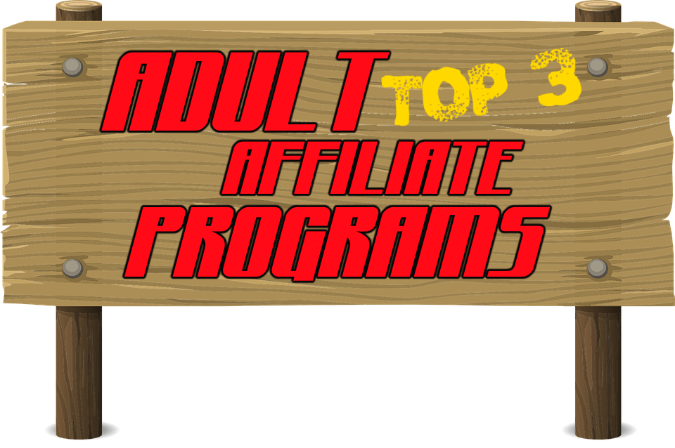 Best Adult Affiliate Programs and Porn Sponsors